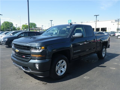 2018 Silverado 1500 Double Cab 4x4,  Pickup #82534 - photo 4