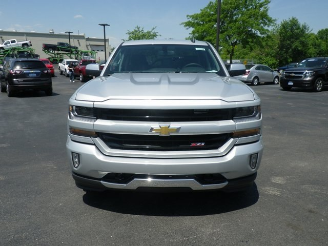 2018 Silverado 1500 Double Cab 4x4,  Pickup #82629 - photo 3
