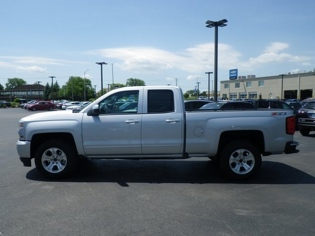 2018 Silverado 1500 Double Cab 4x4,  Pickup #82629 - photo 5