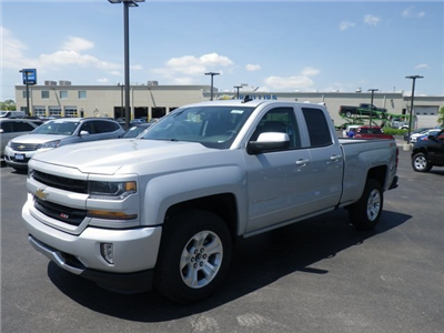 2018 Silverado 1500 Double Cab 4x4,  Pickup #82629 - photo 4