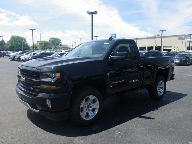 2018 Silverado 1500 Regular Cab 4x4,  Pickup #82744 - photo 4