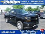 2018 Silverado 1500 Regular Cab 4x4,  Pickup #82744 - photo 1
