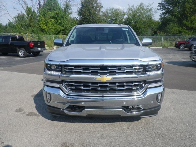 2018 Silverado 1500 Crew Cab 4x4,  Pickup #83092 - photo 3