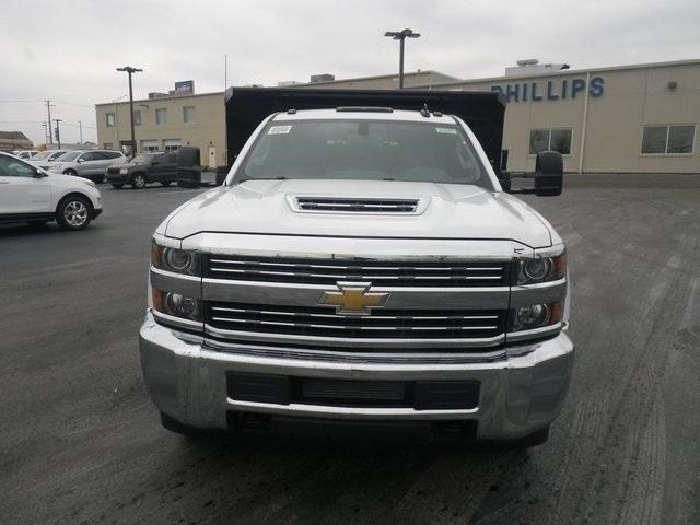 2018 Silverado 3500 Regular Cab DRW 4x4,  Knapheide Drop Side Dump Body #83241 - photo 5