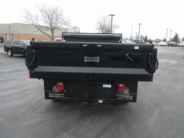 2018 Silverado 3500 Regular Cab DRW 4x4,  Knapheide Drop Side Dump Body #83241 - photo 3