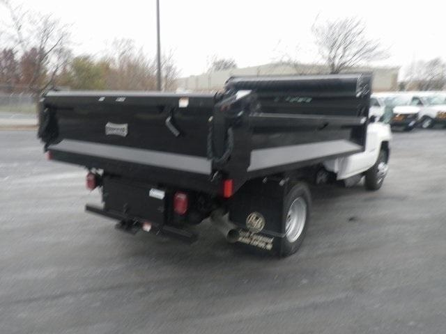 2018 Silverado 3500 Regular Cab DRW 4x4,  Knapheide Drop Side Dump Body #83241 - photo 2
