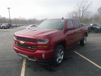 2018 Silverado 1500 Crew Cab 4x4,  Pickup #83257 - photo 4