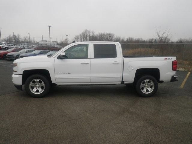 2018 Silverado 1500 Crew Cab 4x4,  Pickup #83260 - photo 5