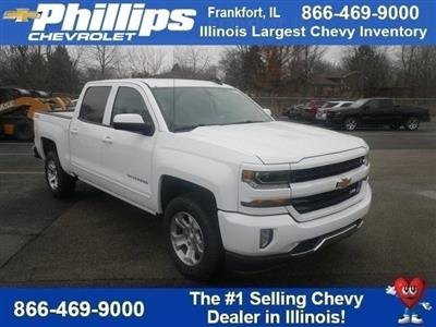 2018 Silverado 1500 Crew Cab 4x4,  Pickup #83260 - photo 1
