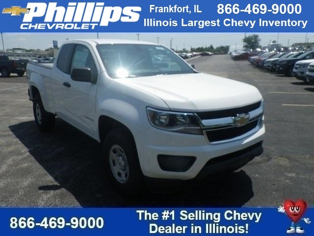 2019 Colorado Extended Cab 4x2,  Pickup #90078 - photo 4