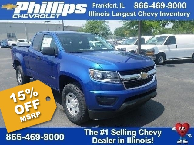 2019 Colorado Extended Cab 4x2,  Pickup #90093 - photo 1