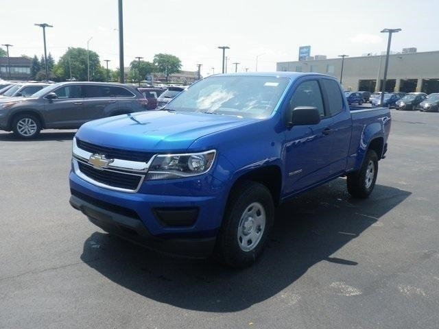2019 Colorado Extended Cab 4x2,  Pickup #90093 - photo 5
