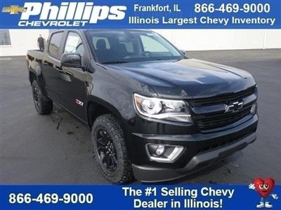 2019 Colorado Crew Cab 4x4,  Pickup #90138 - photo 1