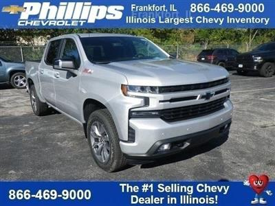 2019 Silverado 1500 Crew Cab 4x4,  Pickup #90143 - photo 1
