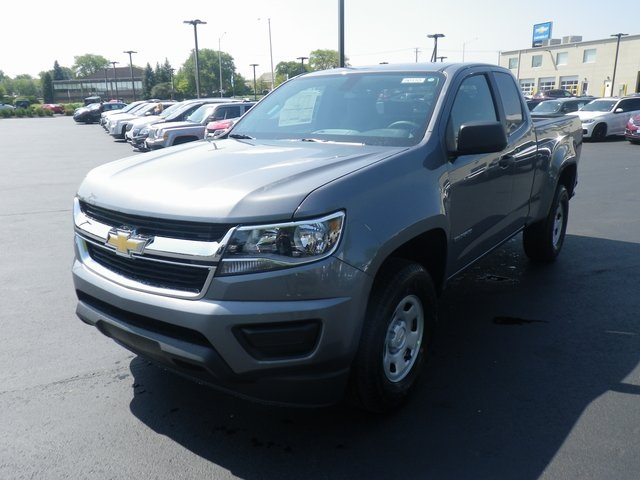 2019 Colorado Extended Cab 4x2,  Pickup #90155 - photo 4