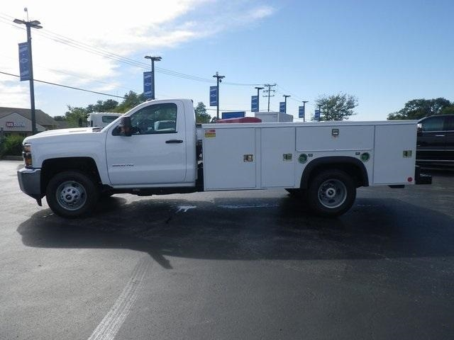 2019 Silverado 3500 Regular Cab DRW 4x4,  Monroe Service Body #90159 - photo 5