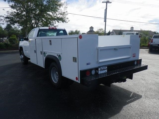 2019 Silverado 3500 Regular Cab DRW 4x4,  Monroe Service Body #90159 - photo 6