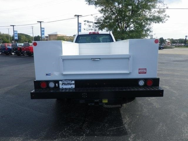 2019 Silverado 3500 Regular Cab DRW 4x4,  Monroe Service Body #90159 - photo 7