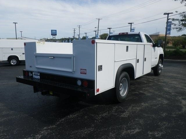 2019 Silverado 3500 Regular Cab DRW 4x4,  Monroe Service Body #90159 - photo 2