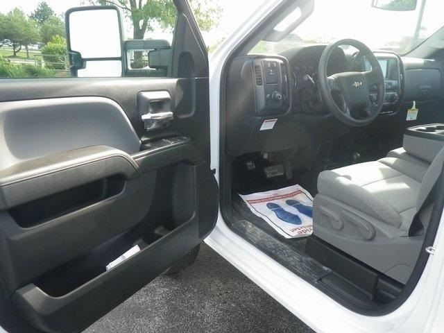 2019 Silverado 3500 Regular Cab DRW 4x4,  Monroe Service Body #90159 - photo 10