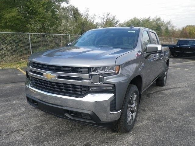 2019 Silverado 1500 Crew Cab 4x4,  Pickup #90547 - photo 4