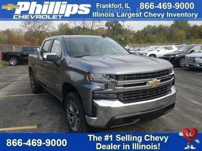 2019 Silverado 1500 Crew Cab 4x4,  Pickup #90547 - photo 1
