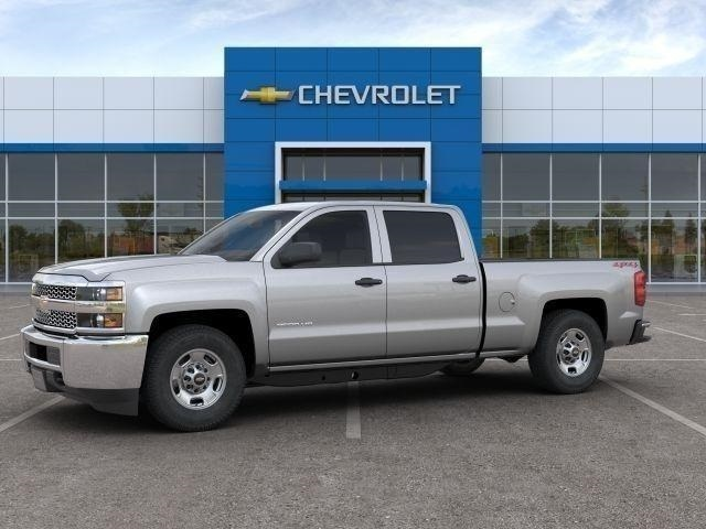 2019 Silverado 2500 Crew Cab 4x4,  Pickup #90637 - photo 2