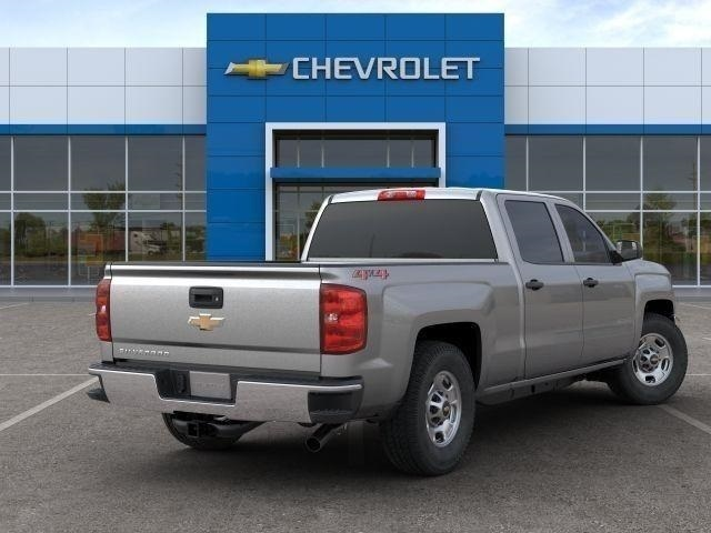 2019 Silverado 2500 Crew Cab 4x4,  Pickup #90637 - photo 4