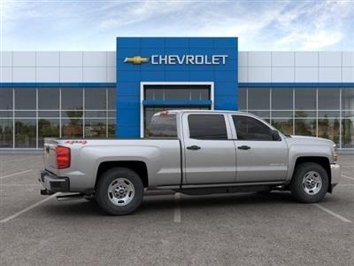 2019 Silverado 2500 Crew Cab 4x4,  Pickup #90637 - photo 5