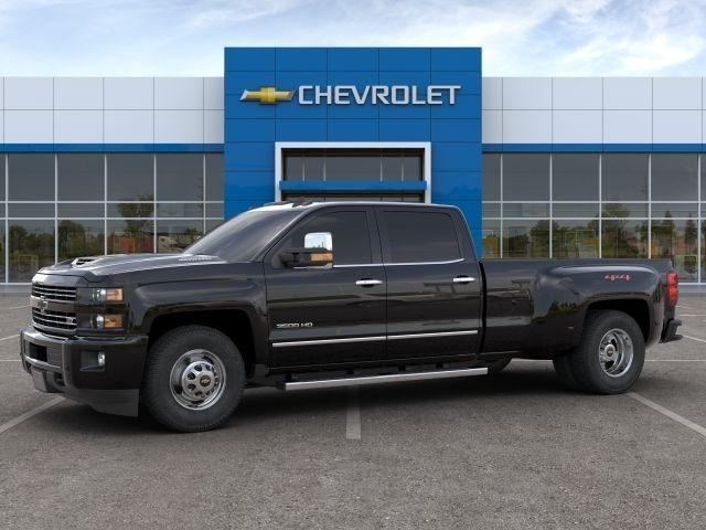 2019 Silverado 3500 Crew Cab 4x4,  Pickup #90662 - photo 3