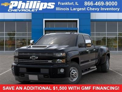 2019 Silverado 3500 Crew Cab 4x4,  Pickup #90662 - photo 1