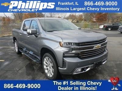 2019 Silverado 1500 Crew Cab 4x4,  Pickup #90664 - photo 1