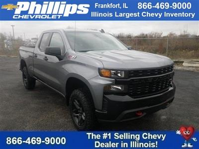2019 Silverado 1500 Double Cab 4x4,  Pickup #90694 - photo 1
