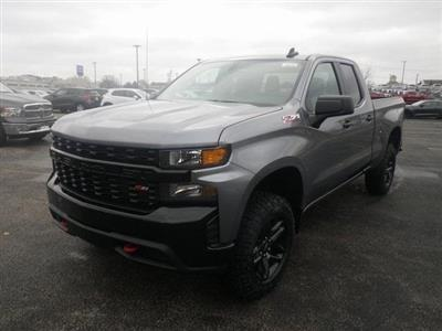 2019 Silverado 1500 Double Cab 4x4,  Pickup #90694 - photo 4
