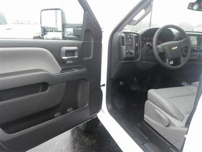 2019 Silverado 3500 Regular Cab DRW 4x2,  Cab Chassis #90865 - photo 10