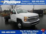 2019 Silverado 3500 Regular Cab DRW 4x2,  Cab Chassis #90865 - photo 1