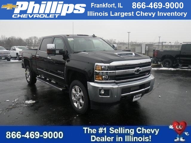 2019 Silverado 2500 Crew Cab 4x4,  Pickup #90950 - photo 3