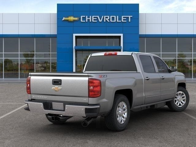 2019 Silverado 2500 Crew Cab 4x4,  Pickup #90971 - photo 4