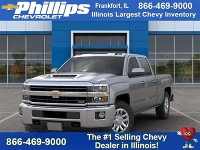 2019 Silverado 2500 Crew Cab 4x4,  Pickup #90971 - photo 1