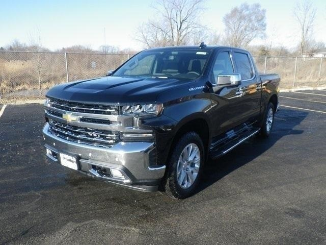 2019 Silverado 1500 Crew Cab 4x4,  Pickup #91023 - photo 4