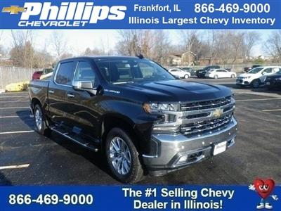 2019 Silverado 1500 Crew Cab 4x4,  Pickup #91023 - photo 1