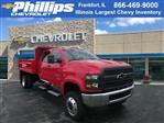 2019 Chevrolet Silverado 4500 Crew Cab DRW 4x4,  Air-Flo Dump Body #91349 - photo 1