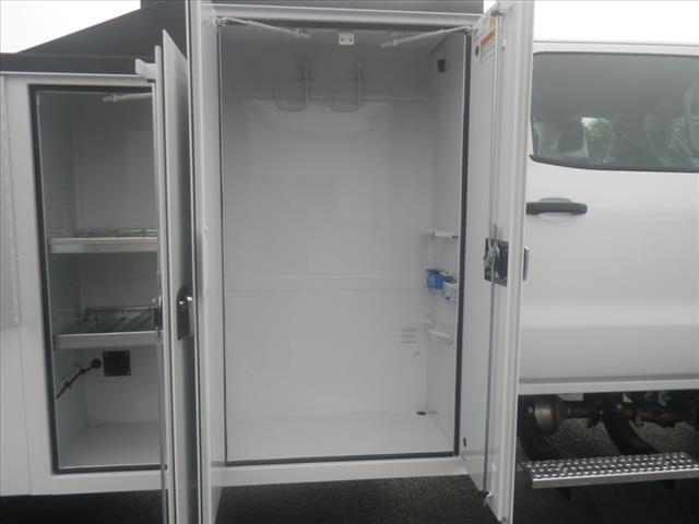 2019 Silverado Medium Duty Crew Cab DRW 4x4,  Knapheide KMT Mechanics Body #91533 - photo 16