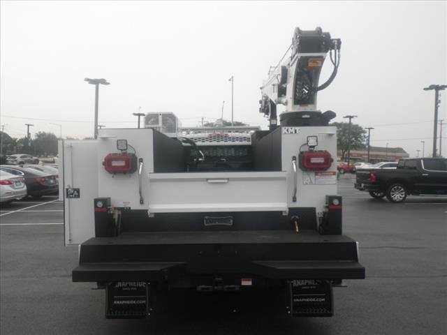 2019 Silverado Medium Duty DRW 4x4,  Knapheide Mechanics Body #91533 - photo 1