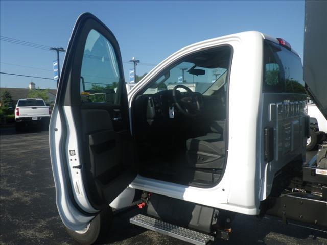 2019 Silverado Medium Duty Regular Cab DRW 4x4,  Switch N Go Drop Box Hooklift Body #92400 - photo 10