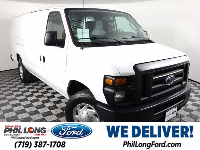 2012 Ford E-350 RWD, Empty Cargo Van #13562 - photo 1