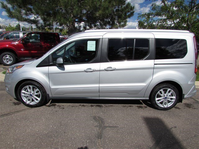 2017 Transit Connect, Passenger Wagon #357001 - photo 2