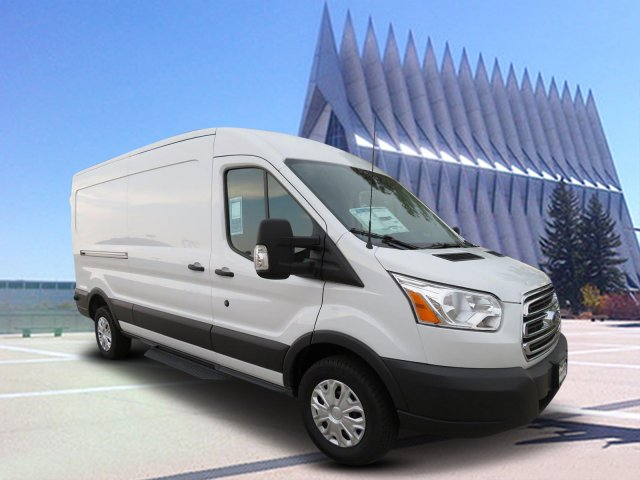 2018 Transit 250 Med Roof 4x2,  Empty Cargo Van #358019 - photo 1
