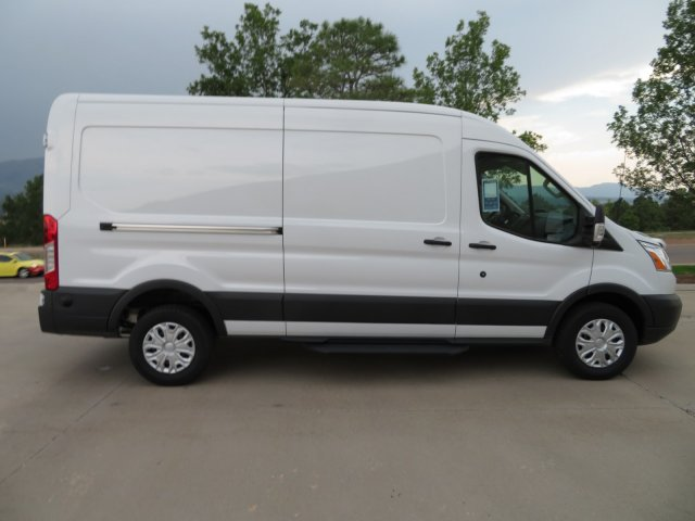 2018 Transit 250 Med Roof 4x2,  Empty Cargo Van #358019 - photo 7