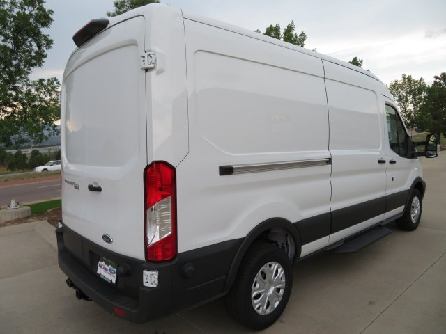 2018 Transit 250 Med Roof 4x2,  Empty Cargo Van #358019 - photo 2